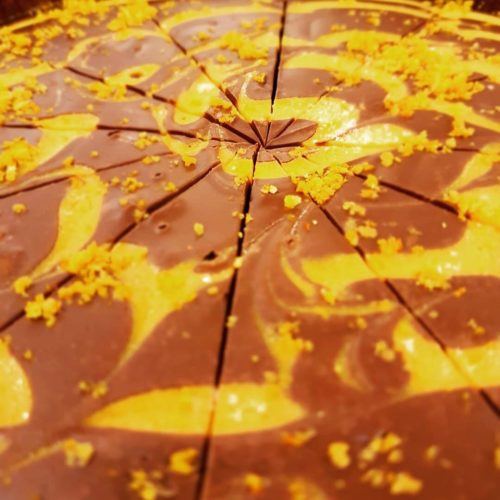 Classic Cuisine Chocolate Orange Torte